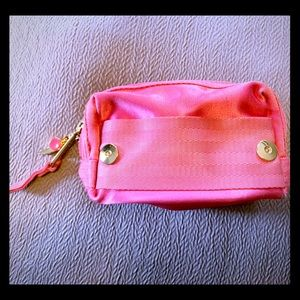 Pink Juicy couture cosmetic bag